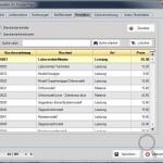 Behandler-Preisliste DENTALplus - Software für Zahntechnische Labore