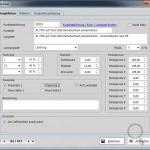 Artikelstamm-Hauptdaten DENTALplus - Software-Programm für Dental-Labore
