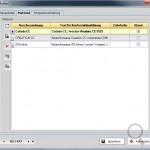Artikelstamm-Materialien DENTALplus - Software-Programm für Dental-Labore