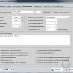 Behandler-Rechnungsparameter DENTALplus - Software für Zahntechnische Labore