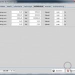 Behandler-Staffelrabatt DENTALplus - Software für Zahntechnische Labore