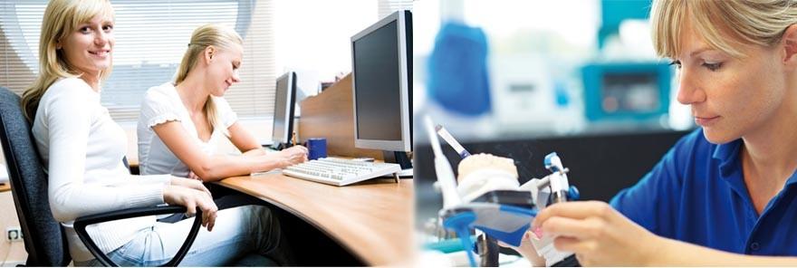 Software für zahntechnische Labore